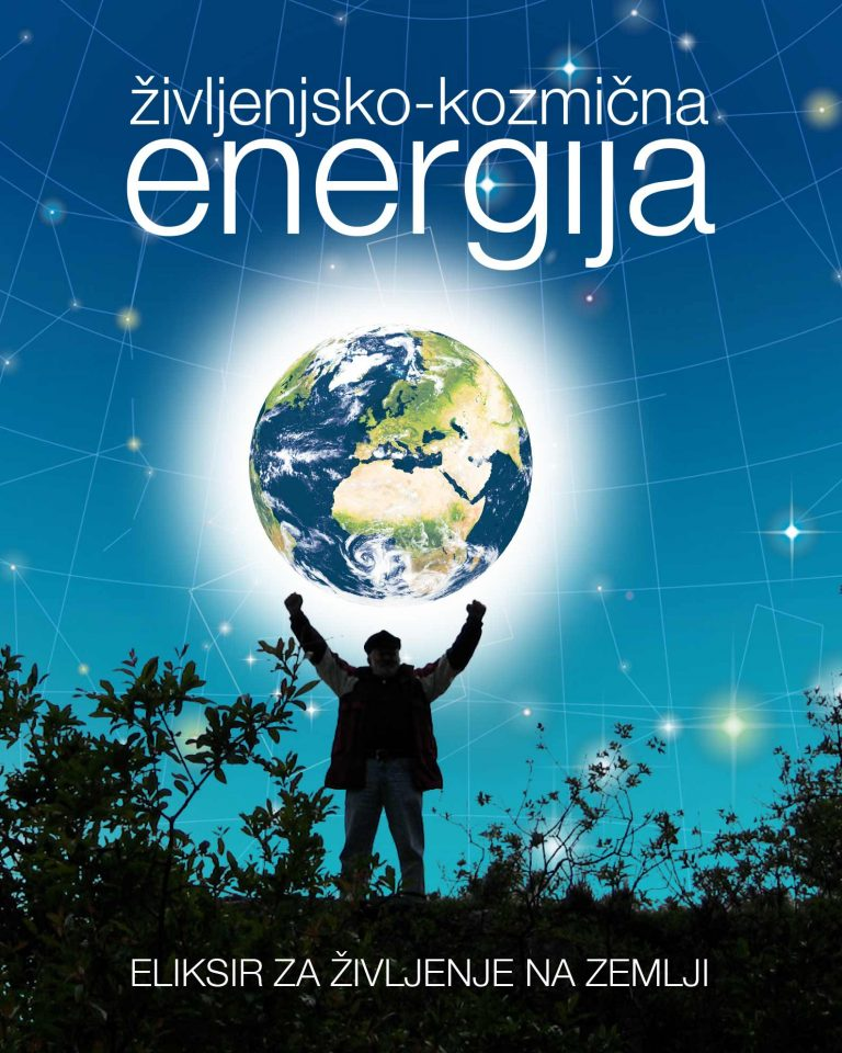 Življenjsko kozmična energija - Božidar Djurica